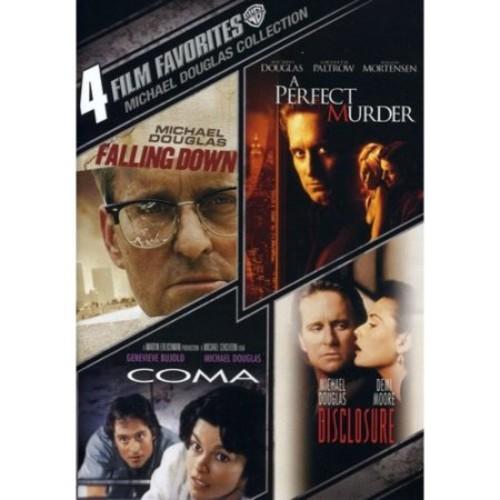 Michael Douglas Collection: 4 Film Favorites [2 Discs] [DVD]