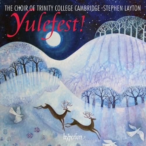 Choir of trinity col - Yulefest:Christmas music from trinity (CD)