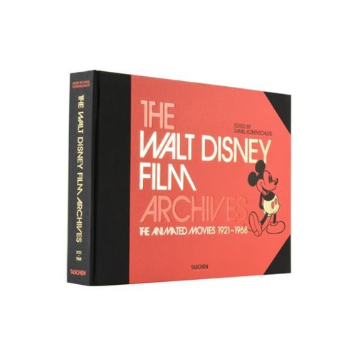 THE WALT DISNEY FILM ARCHIVES. THE ANIMATED MOVIES 19211968