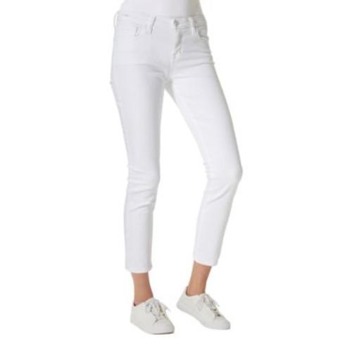 Alex Solid Skinny Jeans