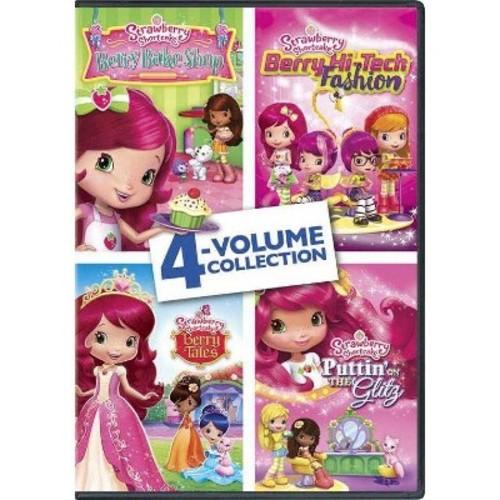 Strawberry Shortcake Quad Feature (DVD)