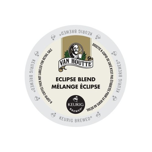 Van Houtte Eclipse Extra Bold Coffee K-Cup Portion Pack for Keurig Brewers [option : 24 count]
