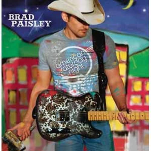 Brad Paisley - American Saturday Night [Audio CD]