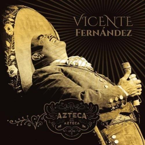 Vicente fernandez - Un azteca en el azteca (CD)