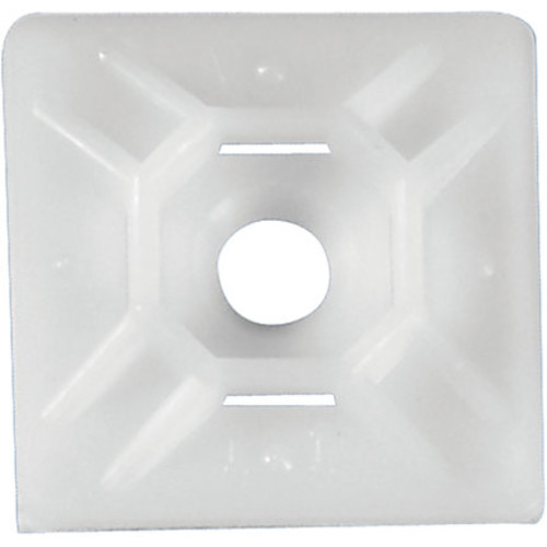 Office Depot Brand Cable Tie Mounts, 0.75