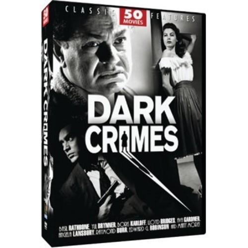Mill Creek 07020 Dark Crimes 50 Film Set