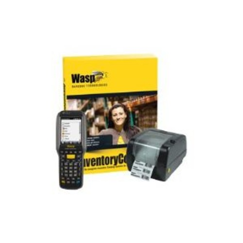 Inventory Control RF Professional - Box pack - 5 users - Win - with Wasp DT90 & WPL305