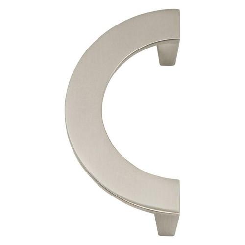 Atlas Homewares 355-BRN Roundabout Brushed Nickel 5.5-Inch Pull