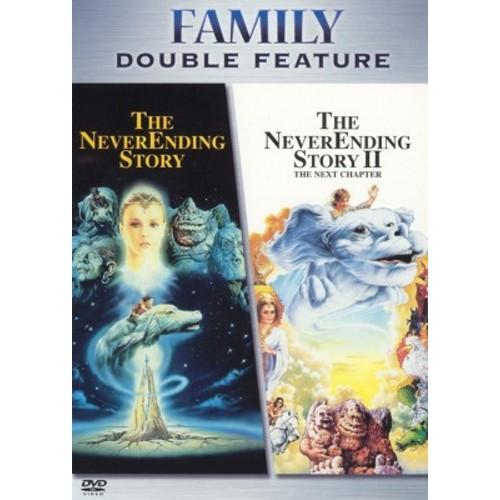 The Neverending Story/The Neverending Story II: The Next Chapter [2 Discs] [DVD]
