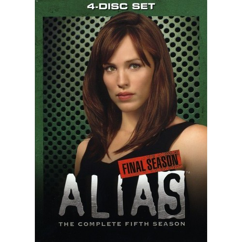 Alias: The Complete Fifth Season (DVD)
