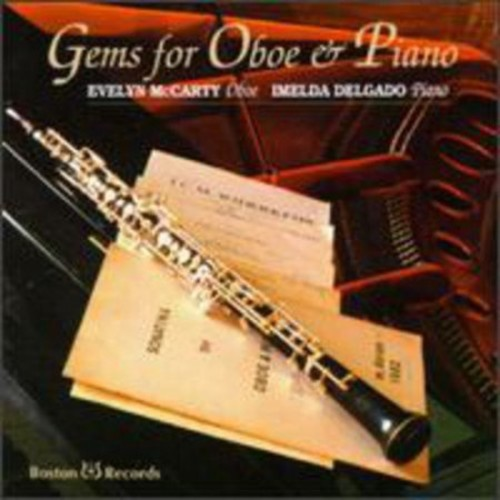 Gems for Oboe & Piano
