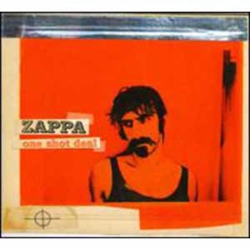 Frank Zappa - One Shot Deal [Audio CD]