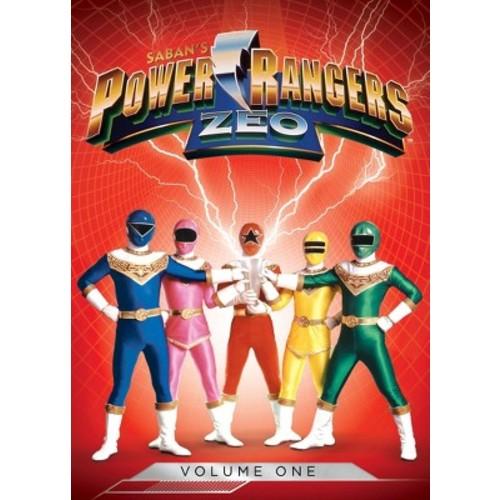 Power Rangers Zeo, Vol. 1 [3 Discs]