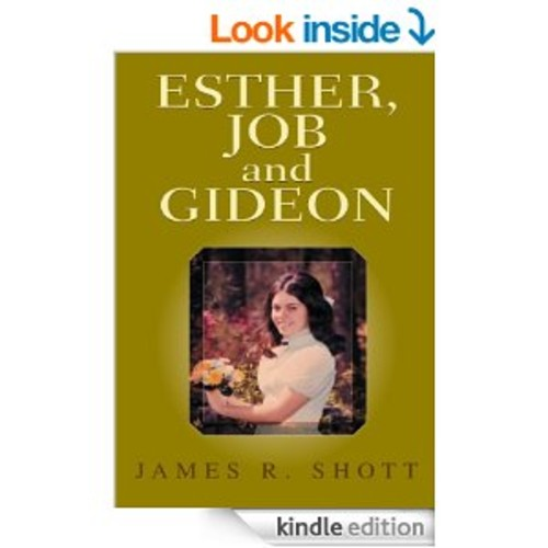 ESTHER, JOB and GIDEON:Three Bible Stories for Young Adults