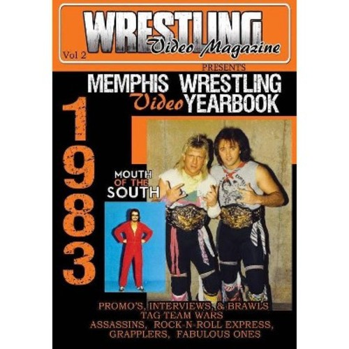 Memphis Wrestling Video Yearbook: 1983