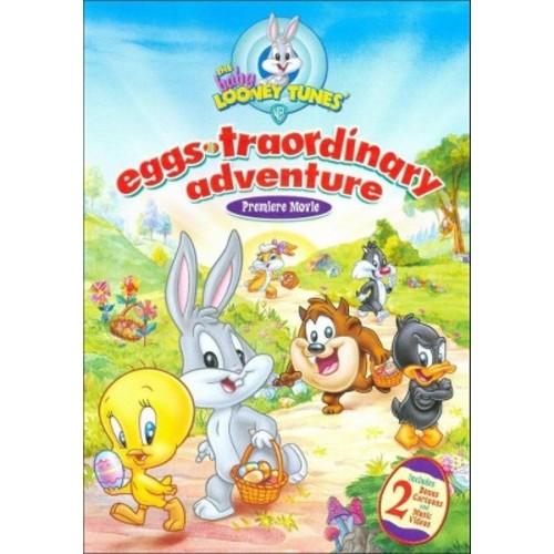 The Baby Looney Tunes' Eggs-Traordinary Adventure (dvd_video)