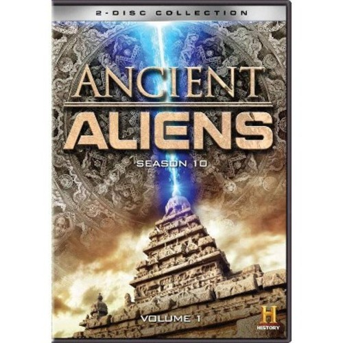 Ancient Aliens:Season 10 Vol 1 (DVD)