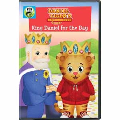 Daniel Tiger's Neighborhood: King Daniel for the Day [DVD]