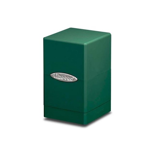 Ultra Pro 84176 Green Satin Tower
