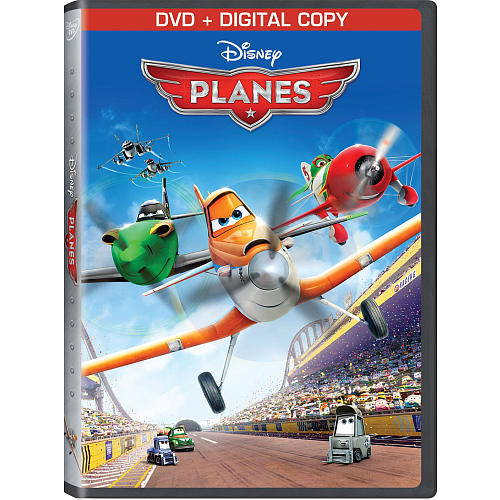 Planes DVD (DVD/Digital Copy)
