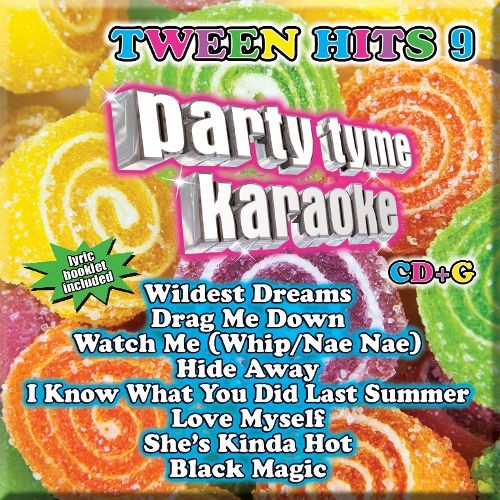 Party Tyme Karaoke: Tween Hits, Vol. 9 [CD + G]