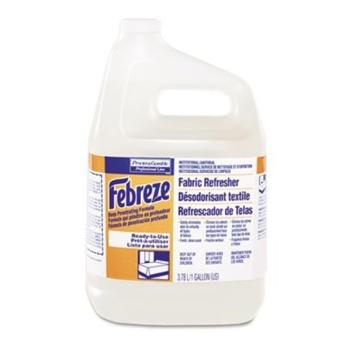 Deep Penetrating Febreze Fabric Refresher & Odor Eliminator One Gallon (33032PG) Category: Fabric Refreshers : Pet Odor And Stain Removers : Pet Supplies