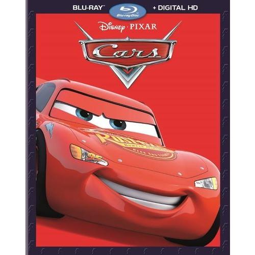 Cars [Blu-ray] [2 Discs] [2006]