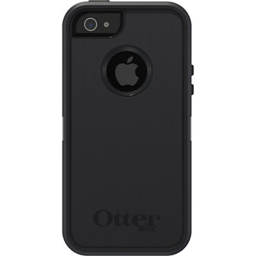 OtterBox Defender Series Case For iPhone 5, Black