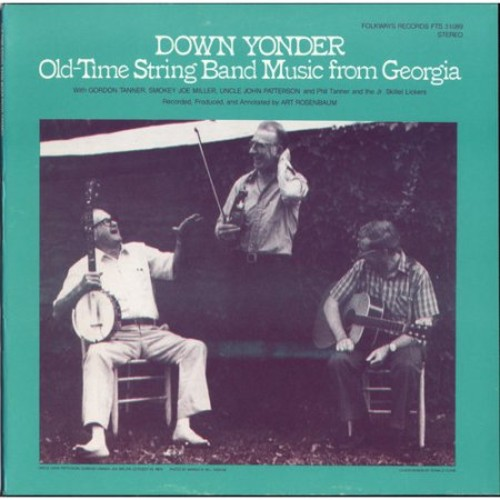 Down Yonder: Old Time String Band Music [CD]