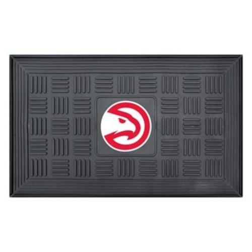 FANMATS NBA - Atlanta Hawks Medallion Doormat