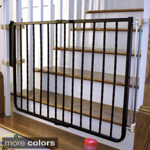 Cardinal Gates Aluminum Stairway Special Child Gate