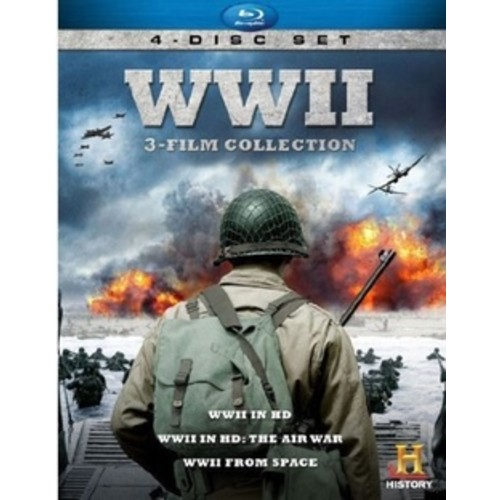 WWII: 3 Film Collection (Blu-ray)
