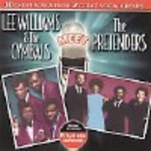 Lee Williams & the Cymbals Meets the Pretenders - CD