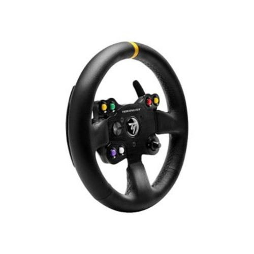 Guillemot 4060057 TM Leather 28 GT Wheel Add-On for PC/PlayStation 3/4/Xbox One, Wired