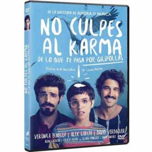 No Culpes Al Karma de Lo Que Te Pasa Por (DVD)