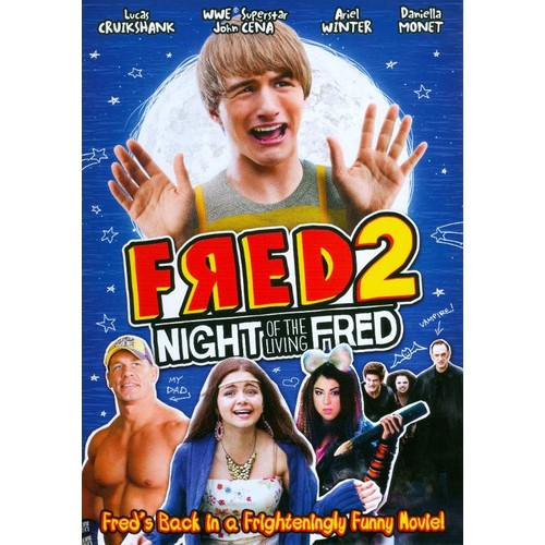 Fred 2: Night of the Living Fred [DVD] [2011]