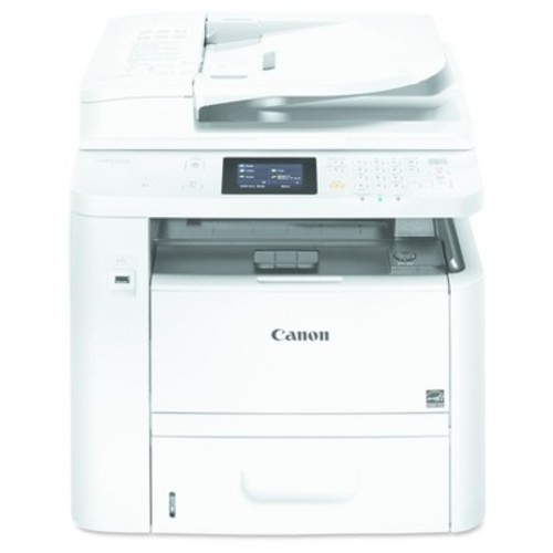 Canon - ImageCLASS D1520 Black-and-White All-In-One Laser Printer - White