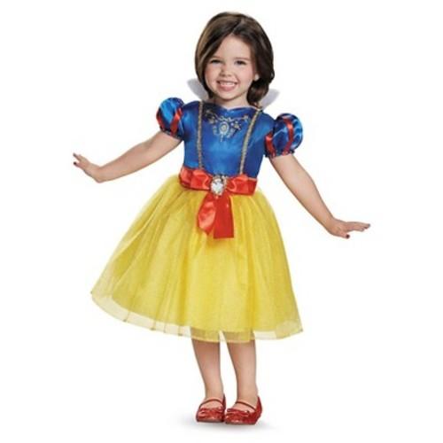 Disney Princess Girls Snow White Classic Toddler Costume