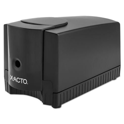 X-ACTO Magnum Electric Pencil Sharpener, Black [8]