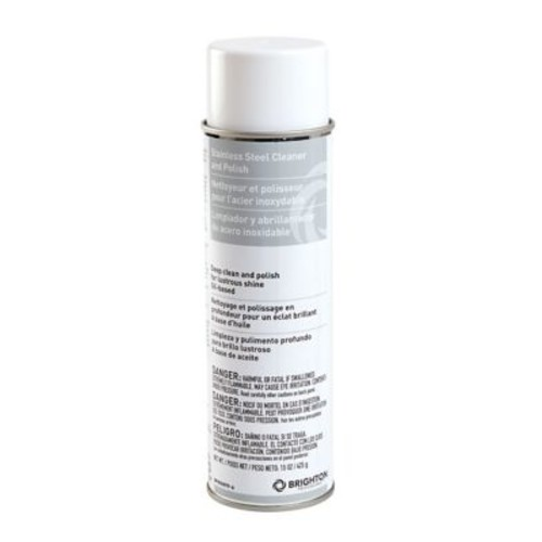 Brighton Professional Stainless Steel Cleaner and Polish , 15 Oz.