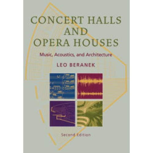Concert Halls and Opera Houses Music. Acoustics. and Architecture 2nd Edition