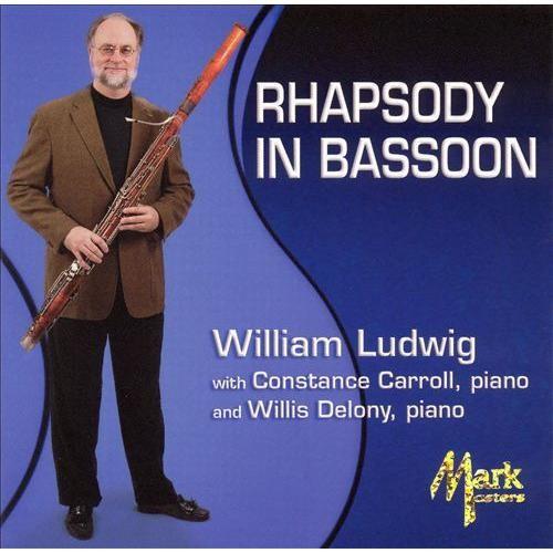 Rhapsody In Bassoon-CD