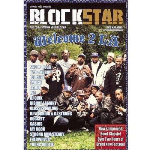 Blockstar DVD Magazine [DVD]