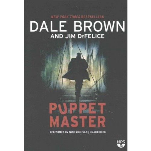 Puppet Master (MP3-CD) (Jim DeFelice)