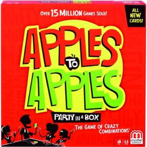 Mattel Apples to Apples(R) Party Box - PET
