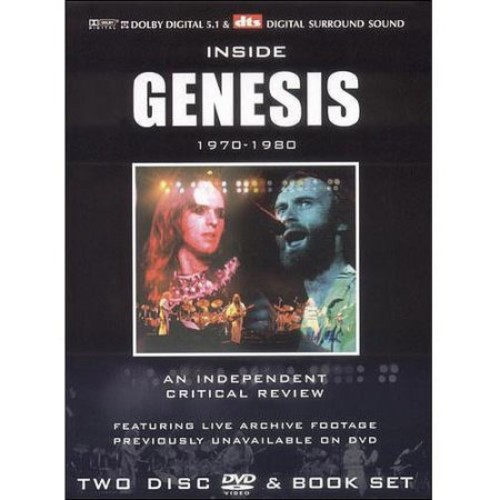 Inside Genesis 1970-1980 A Critical Review