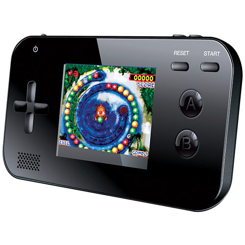 DreamGear DGUN My Arcade Gamer V Portable Handheld Gaming System with 220 Built-in Video Games - JCPenney
