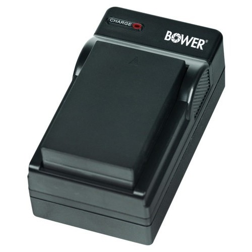 Bower - Battery Charger for Canon NB-11L - Black
