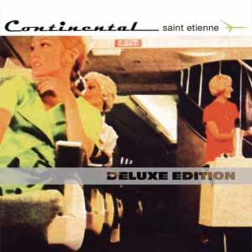 Saint Etienne - Continental [Audio CD]