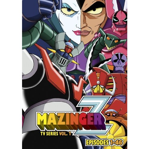 Mazinger Z TV Series Part 1